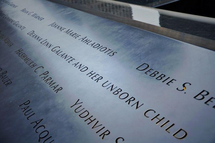Heart-breaking, 9/11 Memorial