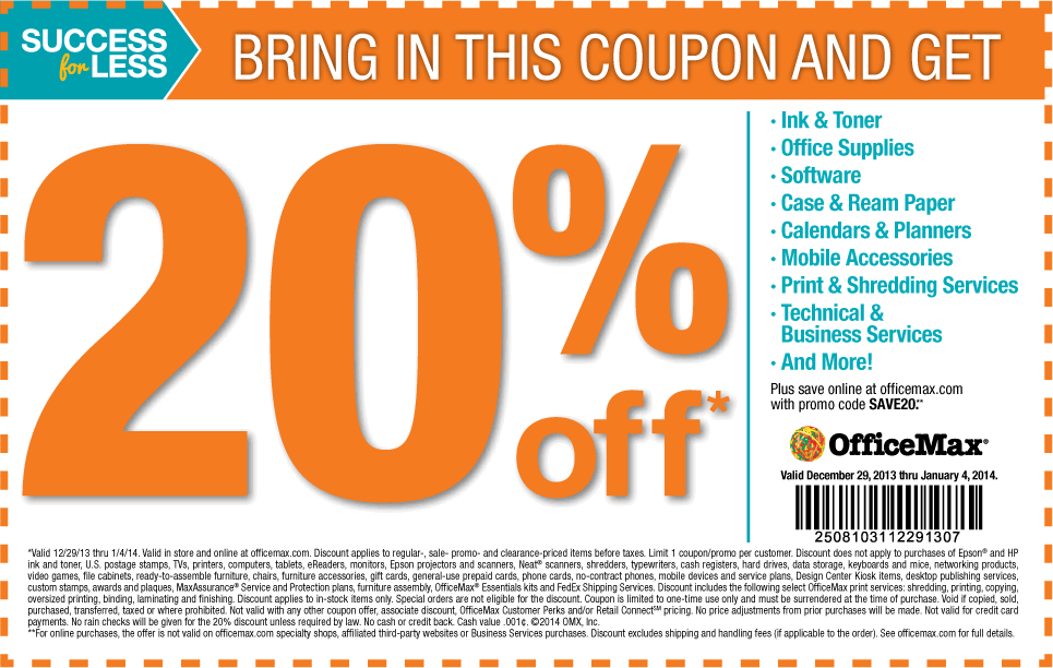 Officemax Deal Free Printable Coupons Coupons Printable Coupons