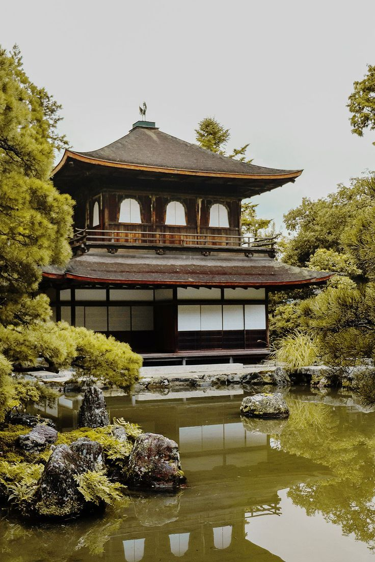 Ginkaku-ji is a zen temple in the Sakyo ward in Kyoto Japan. It's officially named Jisho-ji and also known as the Silver Pavilion // Local Adventurer #ginkakuji #temple #kyoto #sakyo #kyotojapan #japan #asia