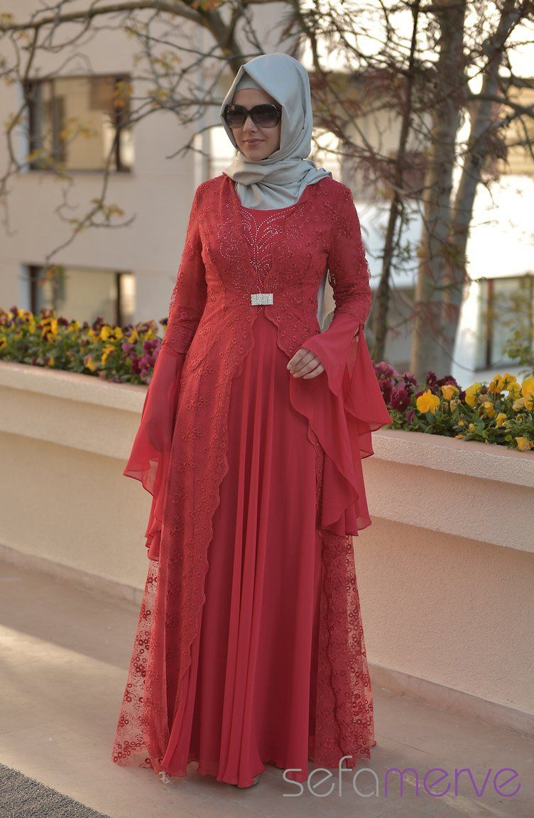 Sefamerve Sik Tesettur Abiye Elbise Modelleri Elbise Modelleri Elbise Victorian Elbiseler