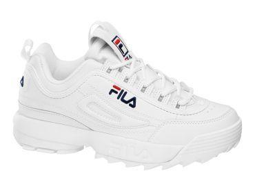 Fila Sneaker Disruptor Low | wear | Fila schuhe, Fila