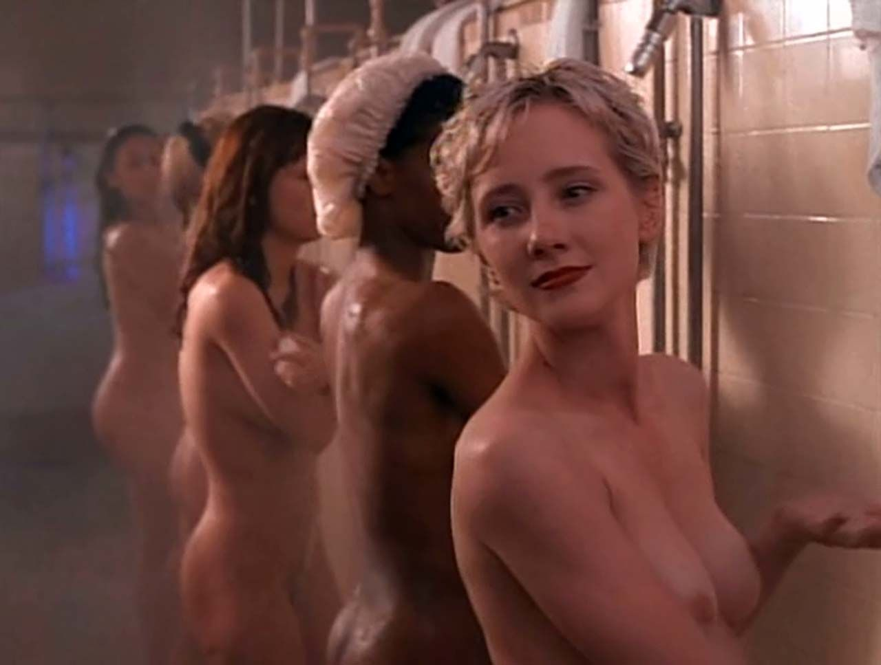 Anne Heche Nude Clips