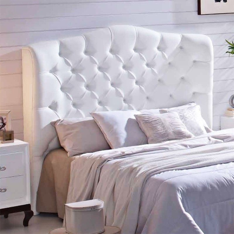 Cabecero tapizado capiton rombos cabecero tapizado y dormitorios clasicos - Cabeceros tapizados capitone ...