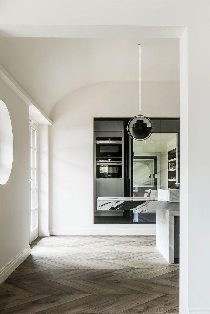 Villa de Nil Joseph Dirand Design, Minimaliste