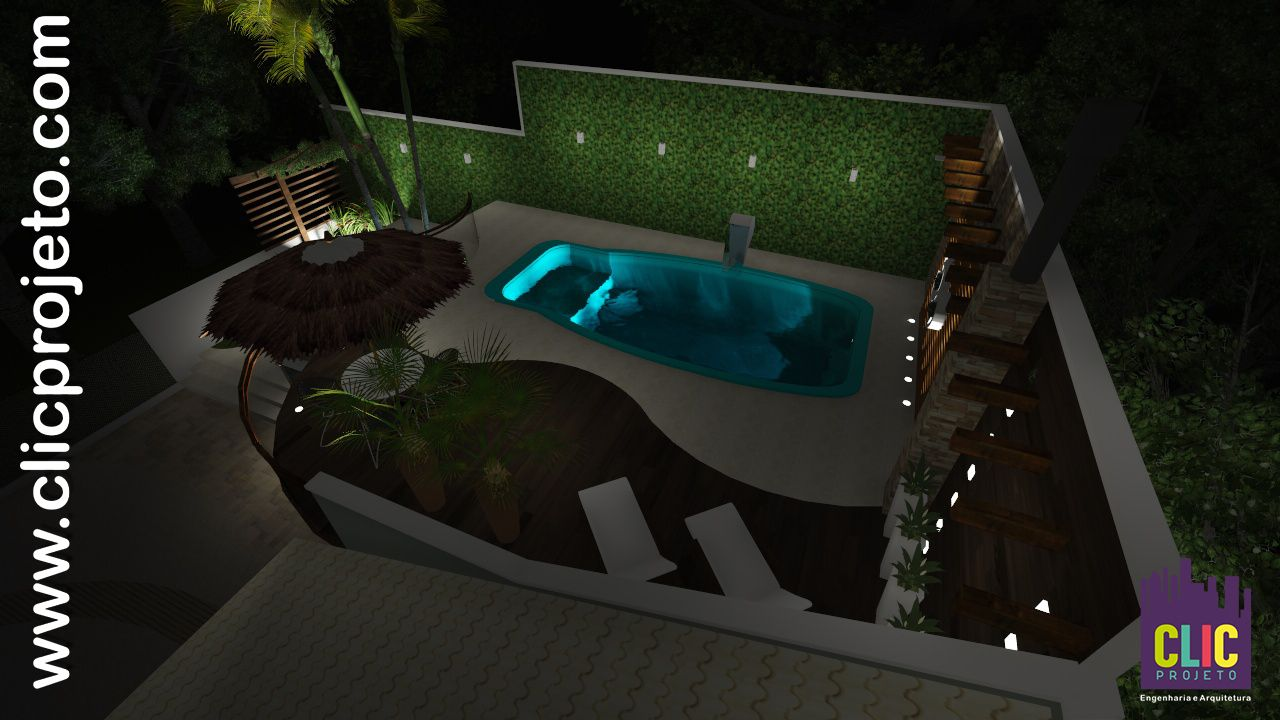 Deck Pools Patio