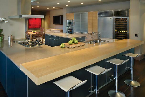 Sleek And Simple Palette   Kitchen Design Designer: William Landeros, CKD  Bulthaup Kitchen Distributors