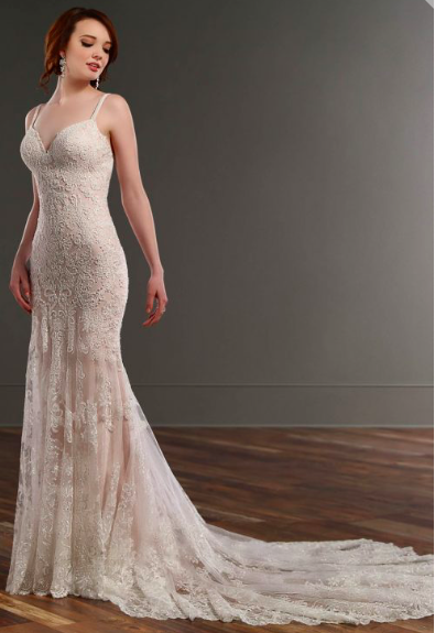 Martina Liana - 819 @ Town & Country Bridal Boutique - St. Louis, MO ...