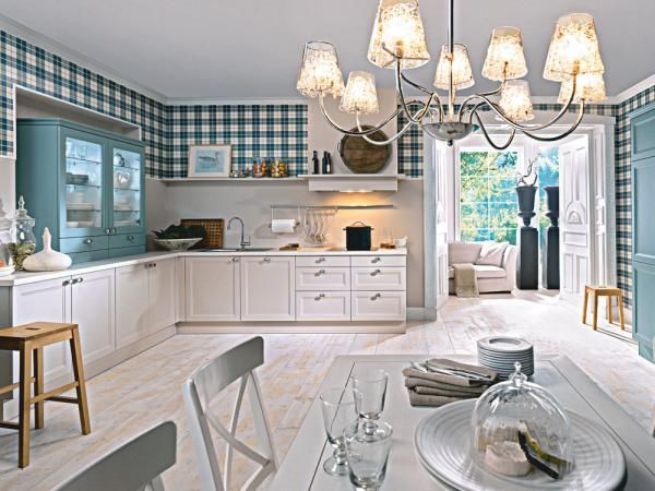 Fresh Schaffrath Landhaus Kochen Scandinavian Style Kitchen Dining Kitchen