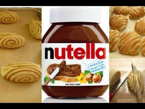 backen baking nutella nuss nougat creme schnecken diy einfach