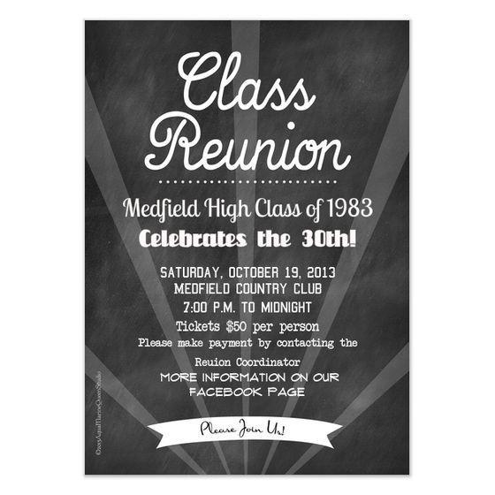 Invite And Ecard Design Reunion Invitations Reunion Class Reunion