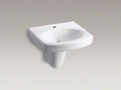Wall Mount Kohler Wall Mounted Bathroom Sinks Wall Mounted Sink Sink