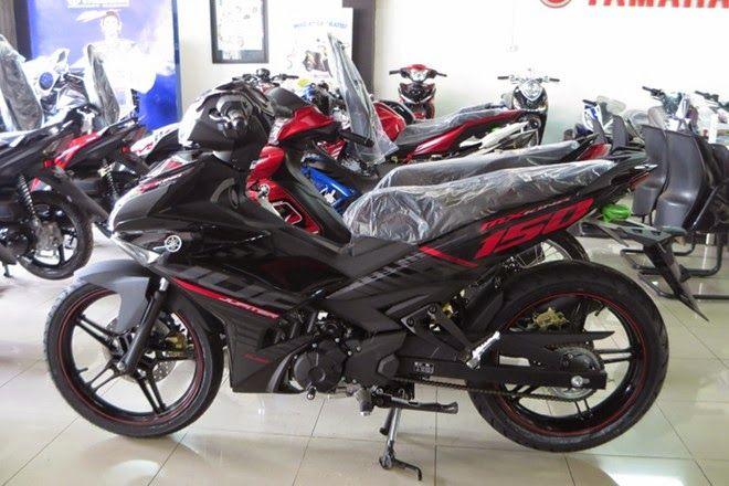 Bộ đôi Yamaha Exciter 150 màu sắc khác biệt