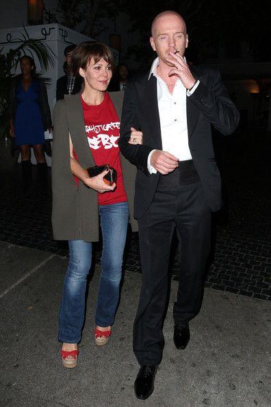 Helen McCrory Photos Photos: Damian Lewis and His Wife ...
