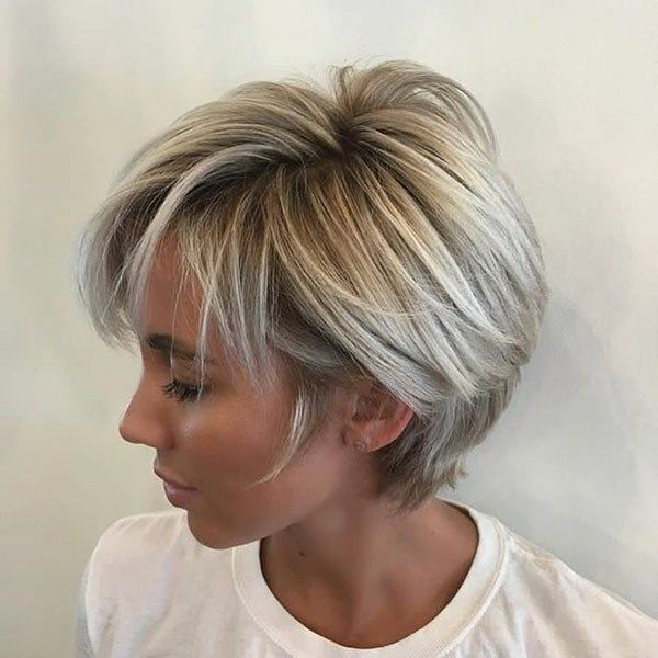 New Pixie Haircut Ideas in 2019 #longpixiehaircuts