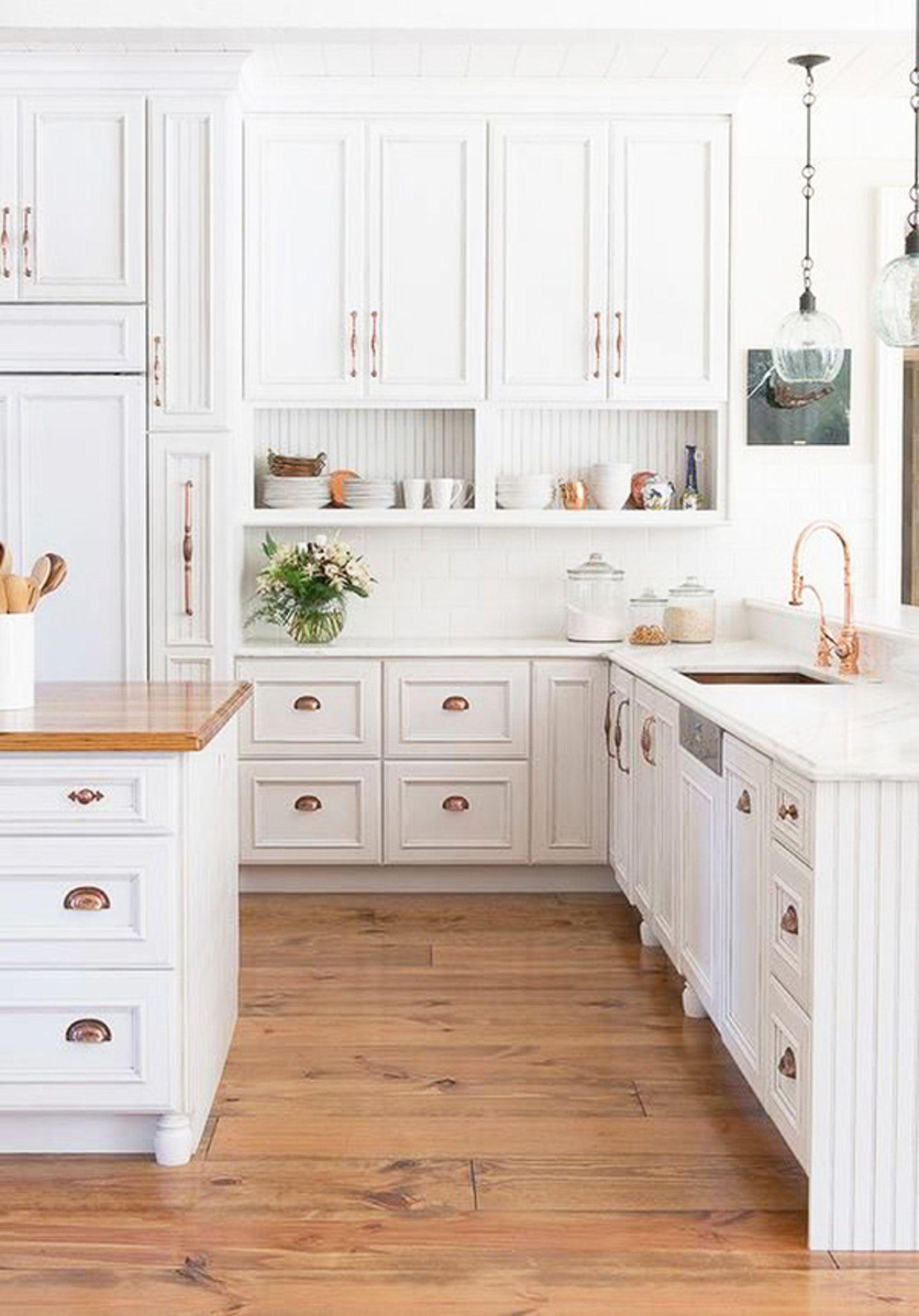 Kitchen Design Shopping Guide Copper Hardware Kitchen Design Kitchen Cabinet Design New Kitchen Inspiration