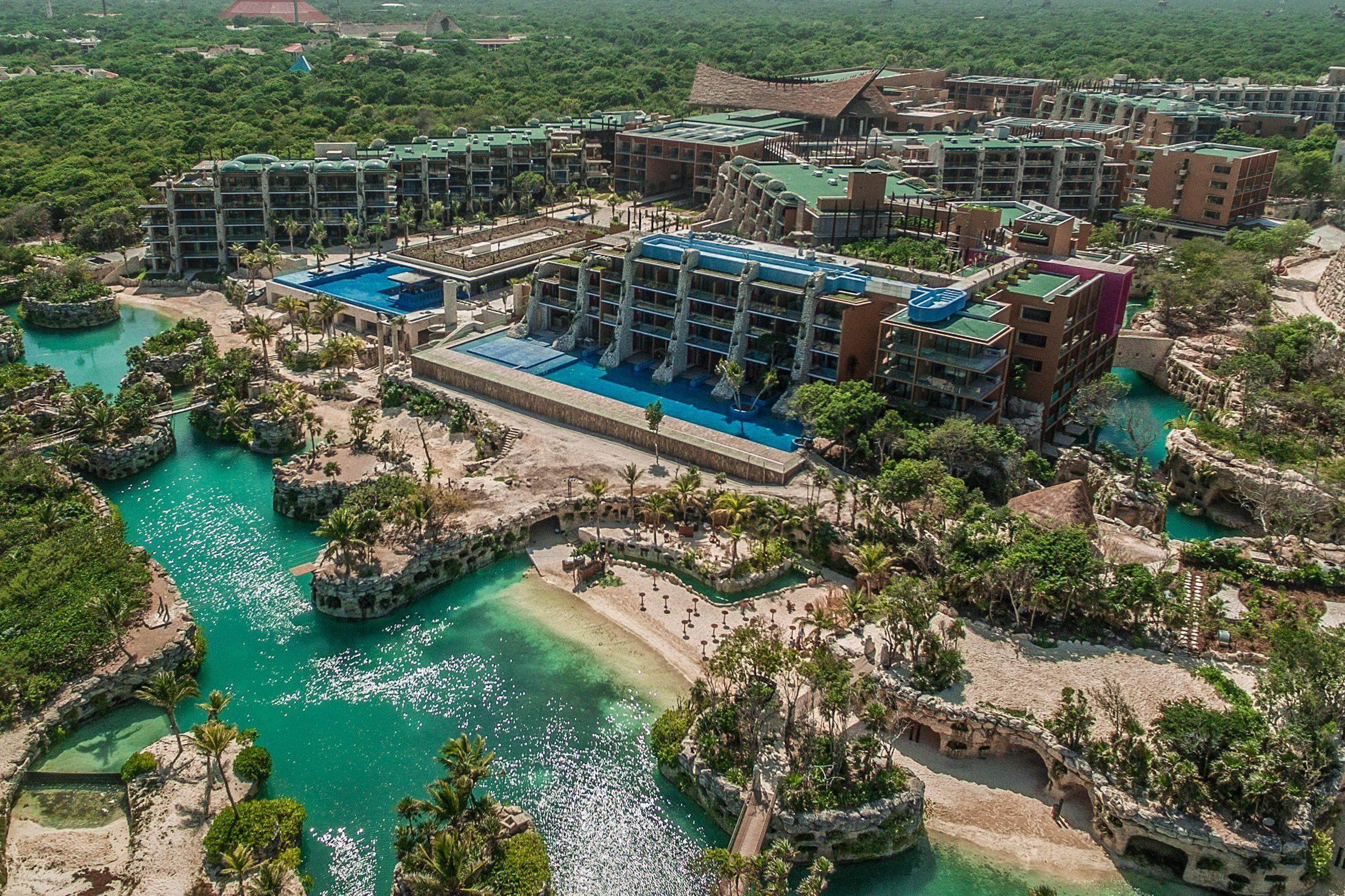 Xcaret Mexico Reservez Un Forfait Vacances Au Hotel Xcaret Mexico
