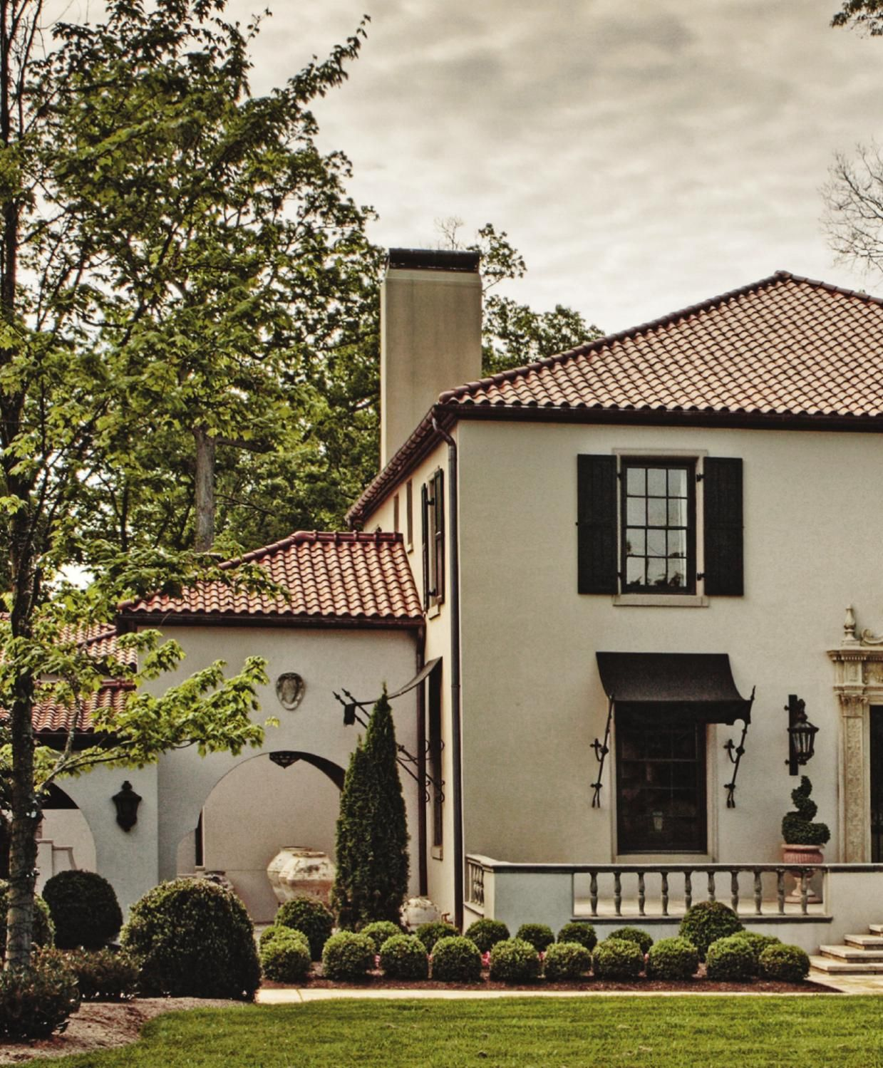 The seductive home spanish house and spanish style