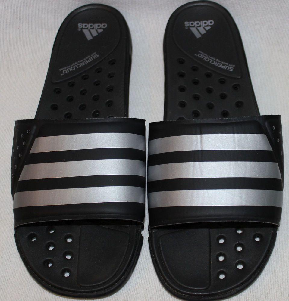 buy popular 3edd0 a0da9 Adidas Climacool Revo 3 Supercloud 12 Slides Sport Sandals ...
