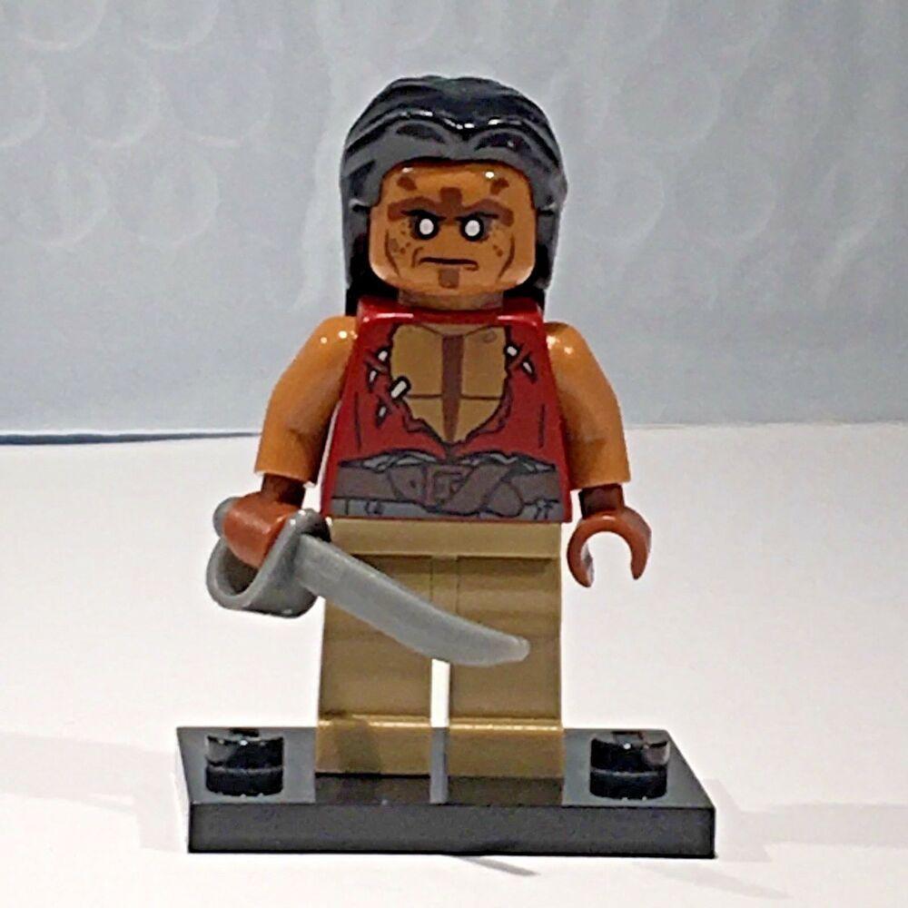 Yeoman Zombie aus 4191 Pirat LEGO Fluch der Karibik