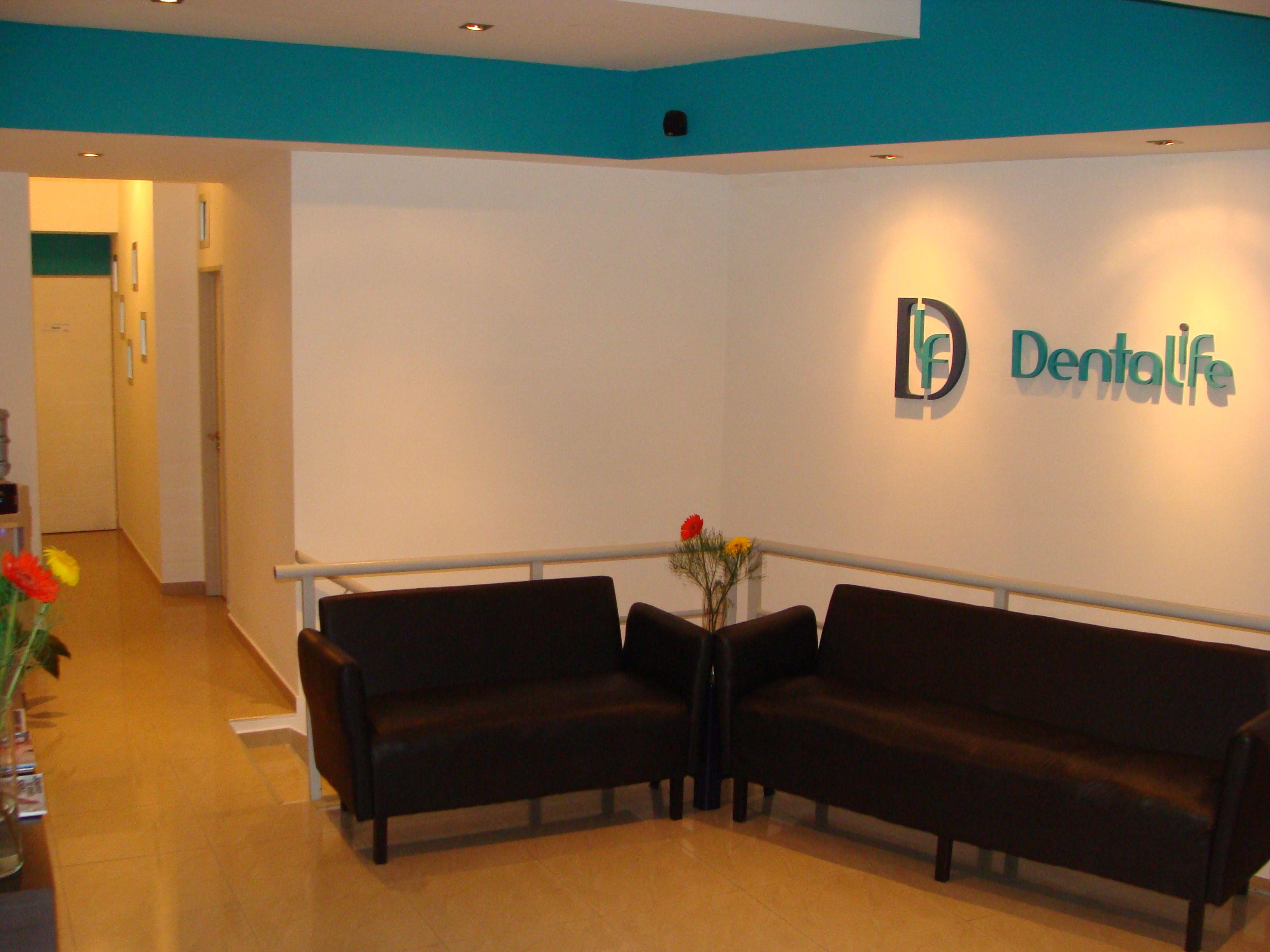 Sala de espera consultorio dentalife palermo soho pinterest salas de espera consultorio y - Muebles para sala de espera ...