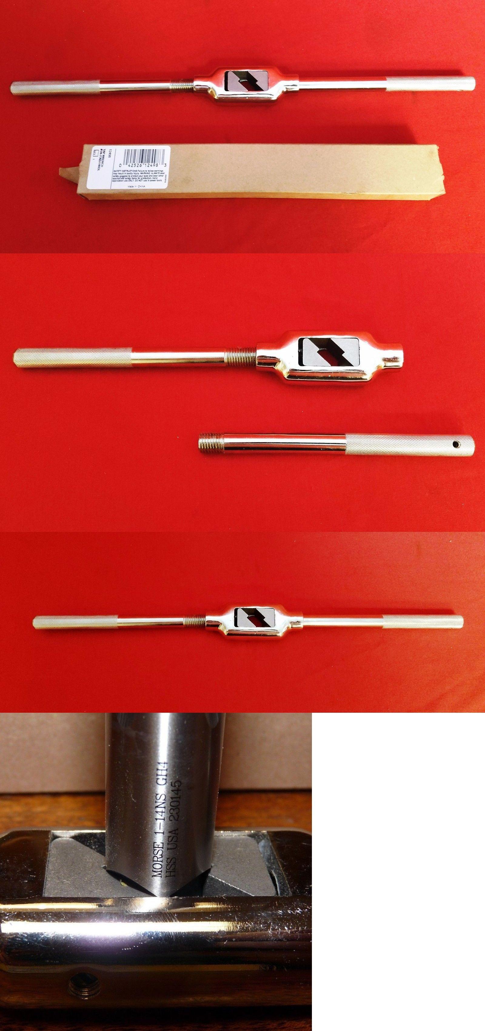 Irwin tap reamer handle adjustable holder tr mmmm