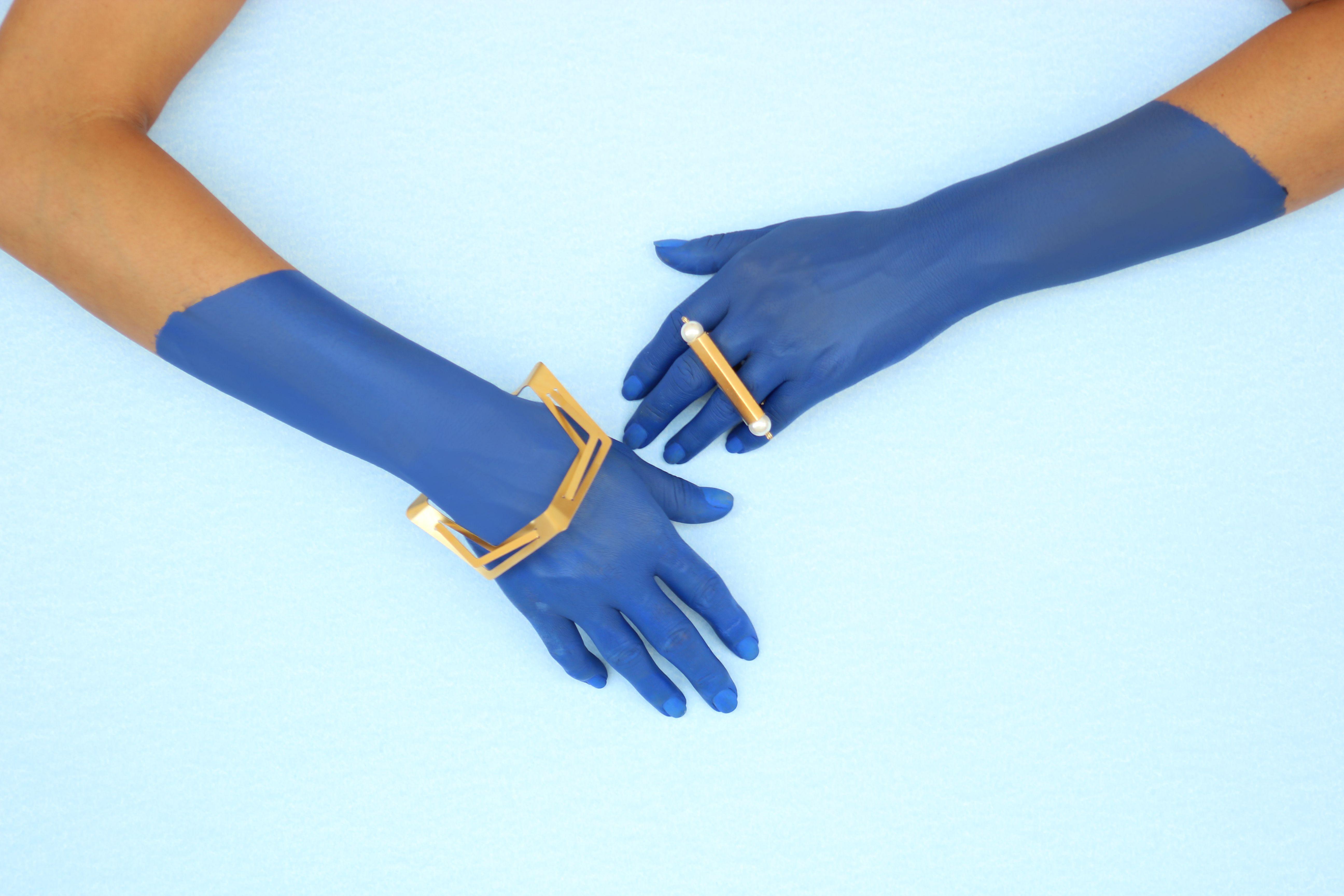 Spotlight Gadeer Slayeh Contemporary jewellery Statement jewelry