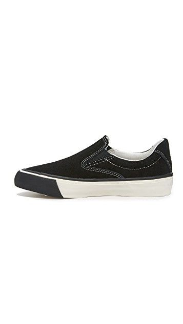 Best Sale Sale Online Outlet From China Hawthorne slip on sneakers - Black Derek Lam Best Place To Buy Online Purchase For Sale qKAO5s2GT