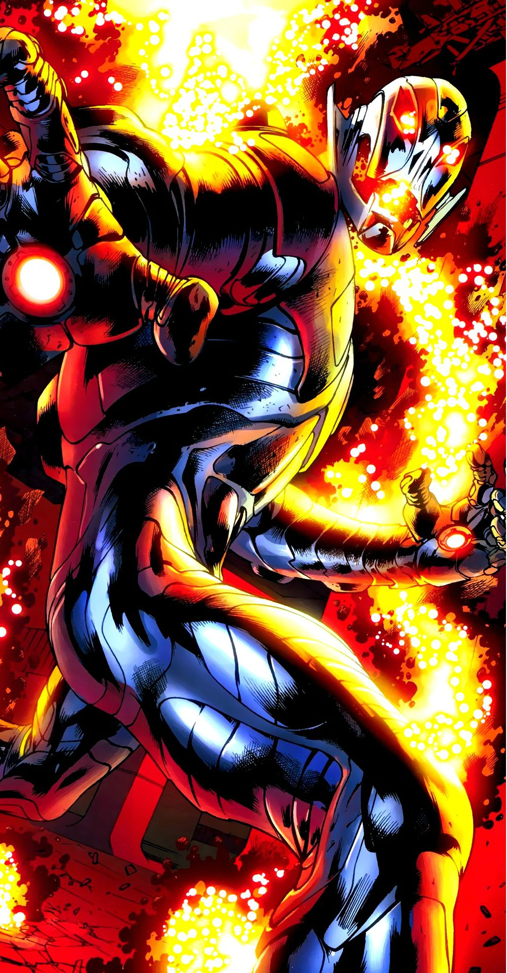 Ultron by Bryan Hitch