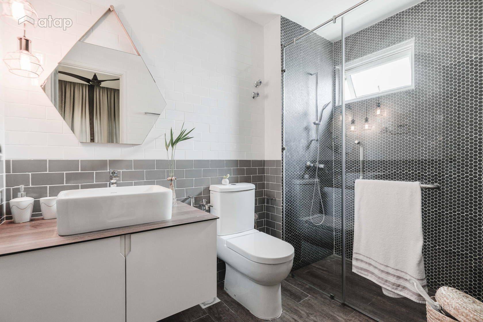 Minimalistic Modern Bathroom Condominium Design Ideas Photos Malaysia Atap Co Bathroom Design Bathroom Design Small Simple Bathroom Designs