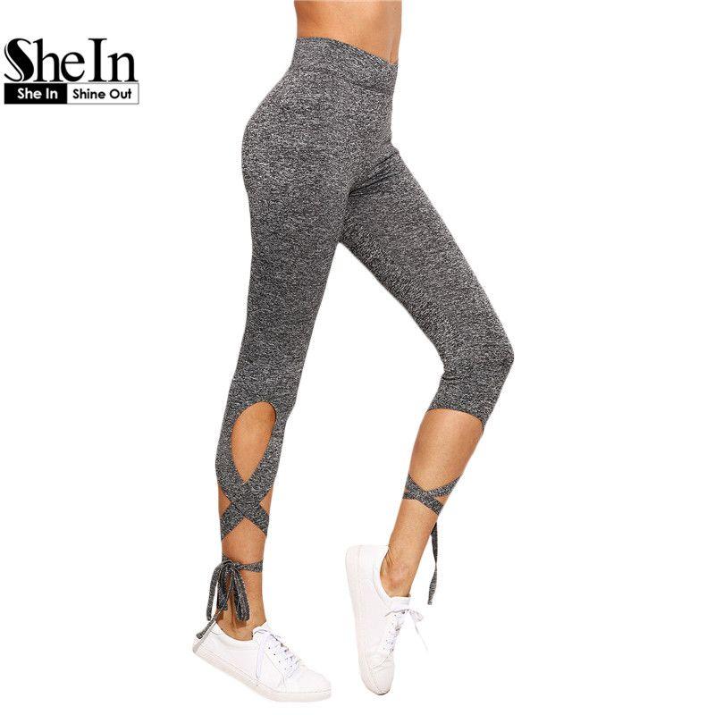 Item Specifics Item Type Leggings Gender Women Pattern Type Solid Thickness Standard Material Spandex Polyester Pants For Women Tie Leggings Elastic Leggings