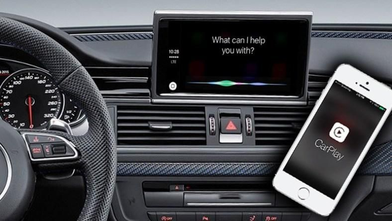Wireless CarPlay, Wireless Android Auto Interface for Audi