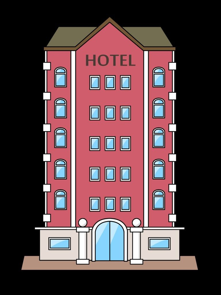 Hotel Images Clip Art