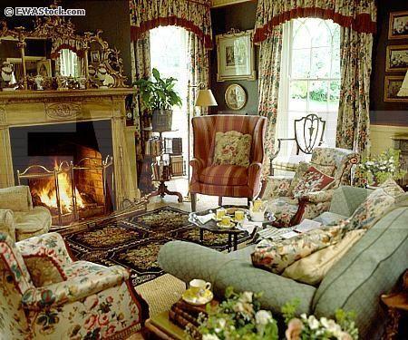 English Style Decoration