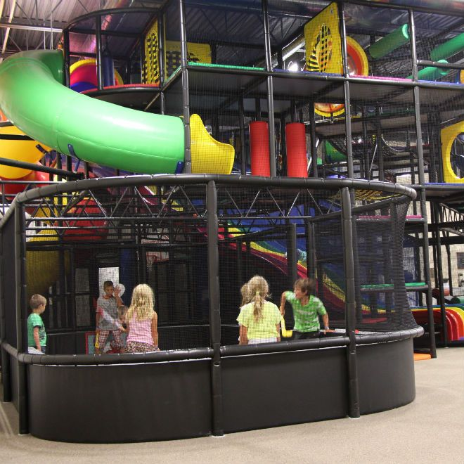 Indoor Places To Take Pictures: Best Indoor Playgrounds In Canada