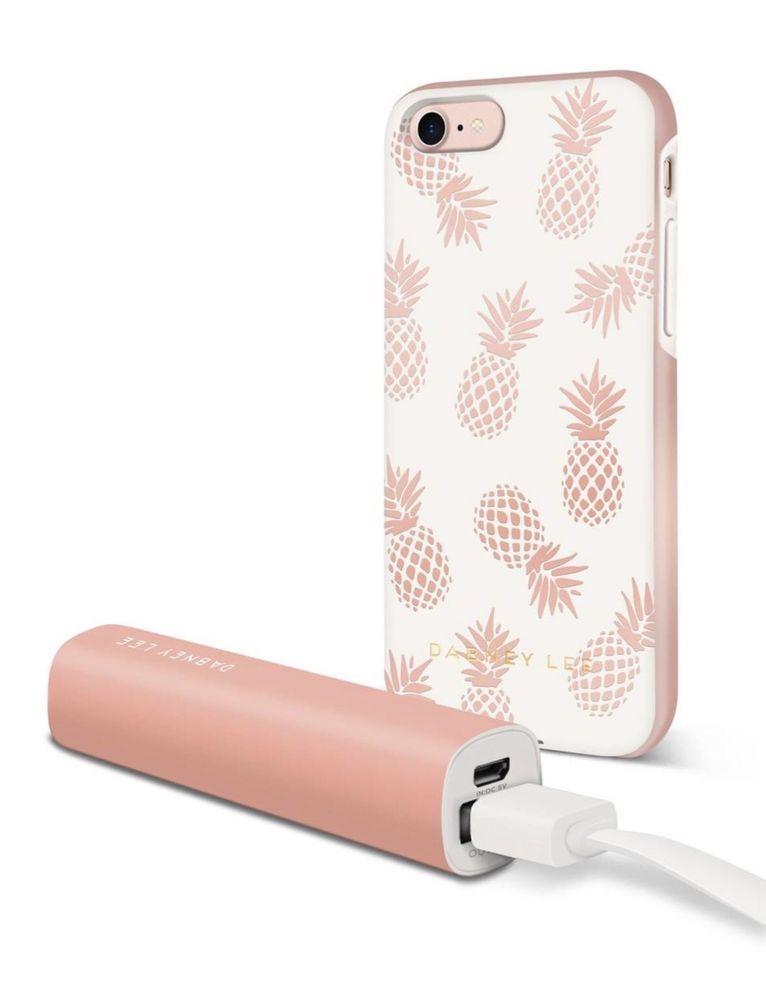 dabney lee iphone 7 8 plus case \u0026 2,500 mah power bank pineappledabney lee iphone 7 8 plus case \u0026 2,500 mah power bank pineapple design ebay