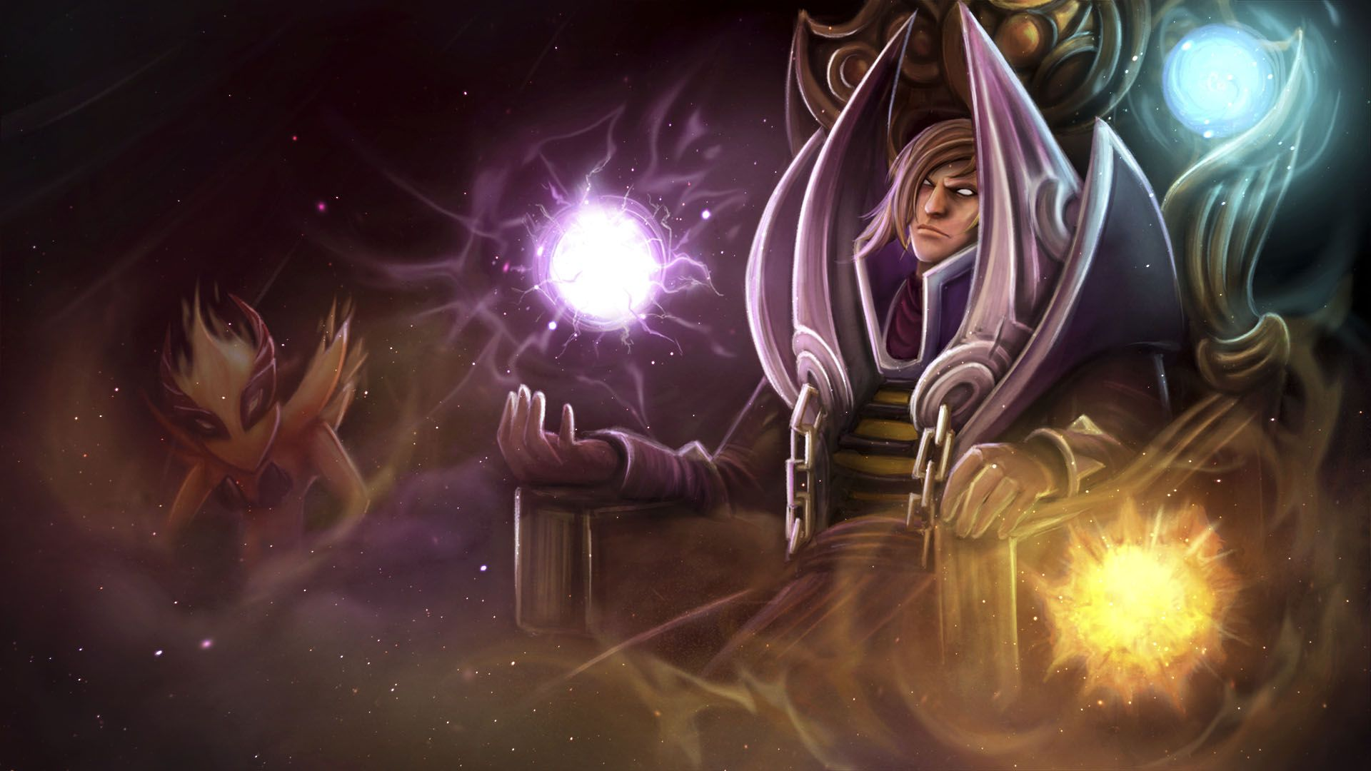 Image For Cool Invoker Dota 2 HD Wallpaper Hd Screensavers Wallpapers