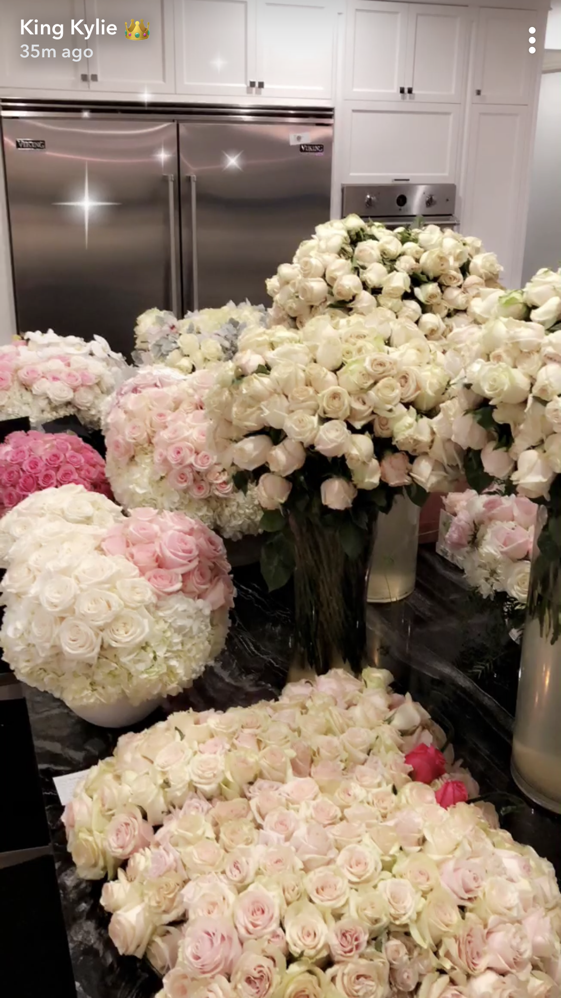 Pin by HW on Flowers Flower arrangements, Kylie jenner