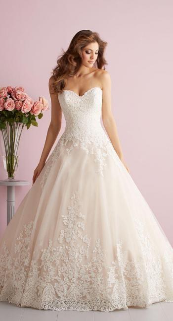 Allure 2701 Debra\'s Bridal Shop at the Avenues 9365 Philips Hwy ...