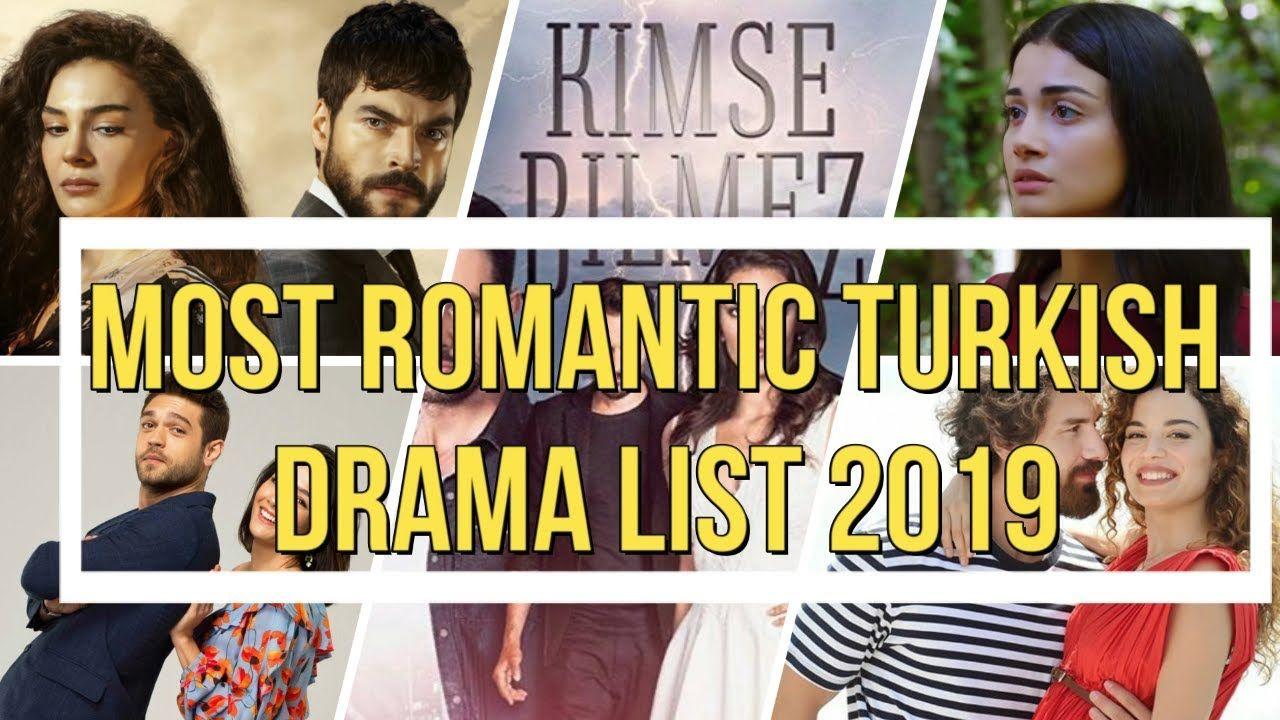 Latest Romantic Turkish Drama 2019 Youtube Drama Tv Series Drama Drama Film