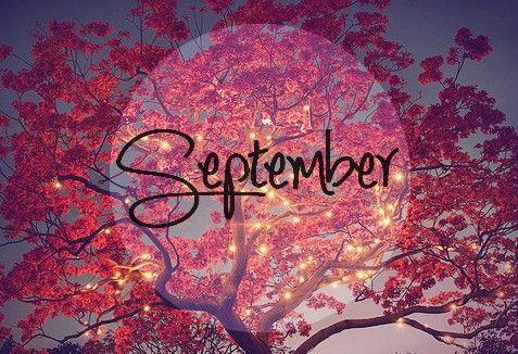 September, Autumn, Fall