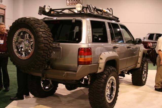 Sweet Sema Jeep Zj Laredo 5 2l V8 Jeep Zj Jeep Wj Jeep