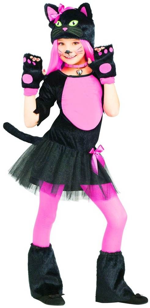 Miss Kitty Cat Kids Costume Totally Costumes Costumes