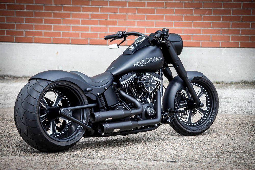 harley davidson softail fat boy u201cspecial u201d by rick s motorcycles rh pinterest com
