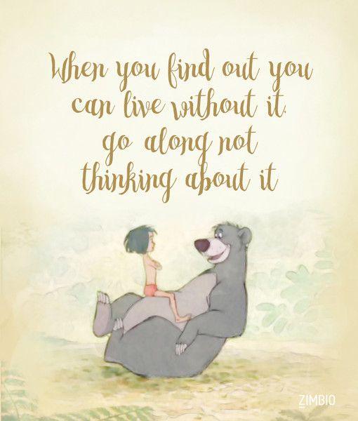 Keep it simple | Disney!!! | Disney movie quotes, Disney ...