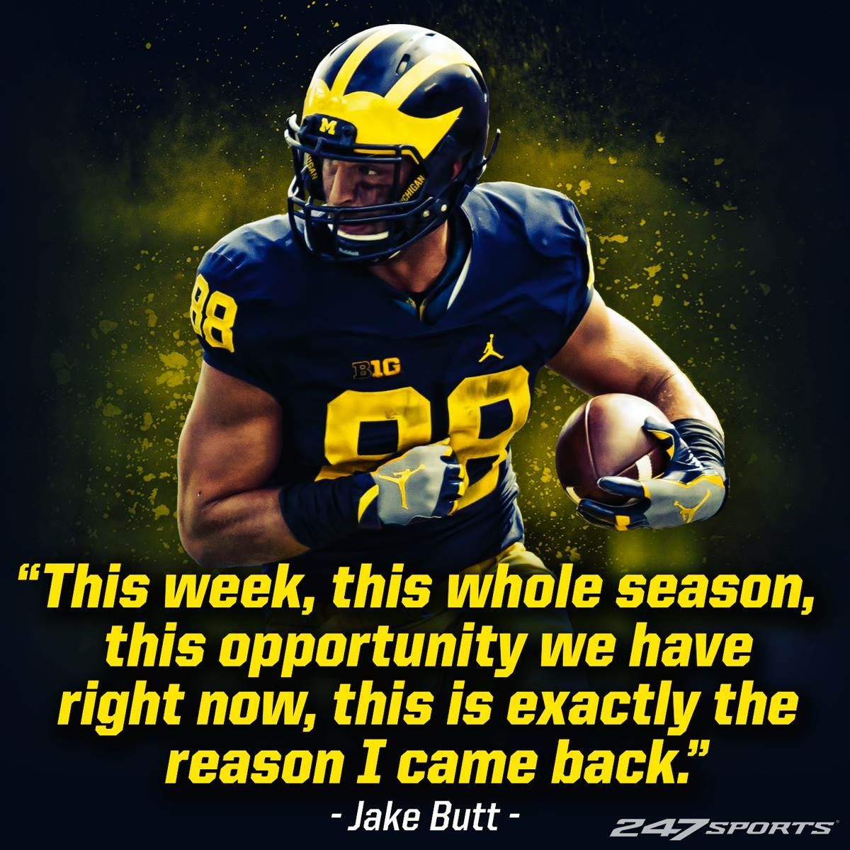 Pin by Jim Gibson on Michigan Wolverines Michigan sports