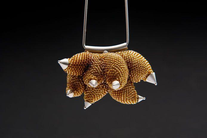 Contemporary Beaded Jewellery by Ulli Kaiser