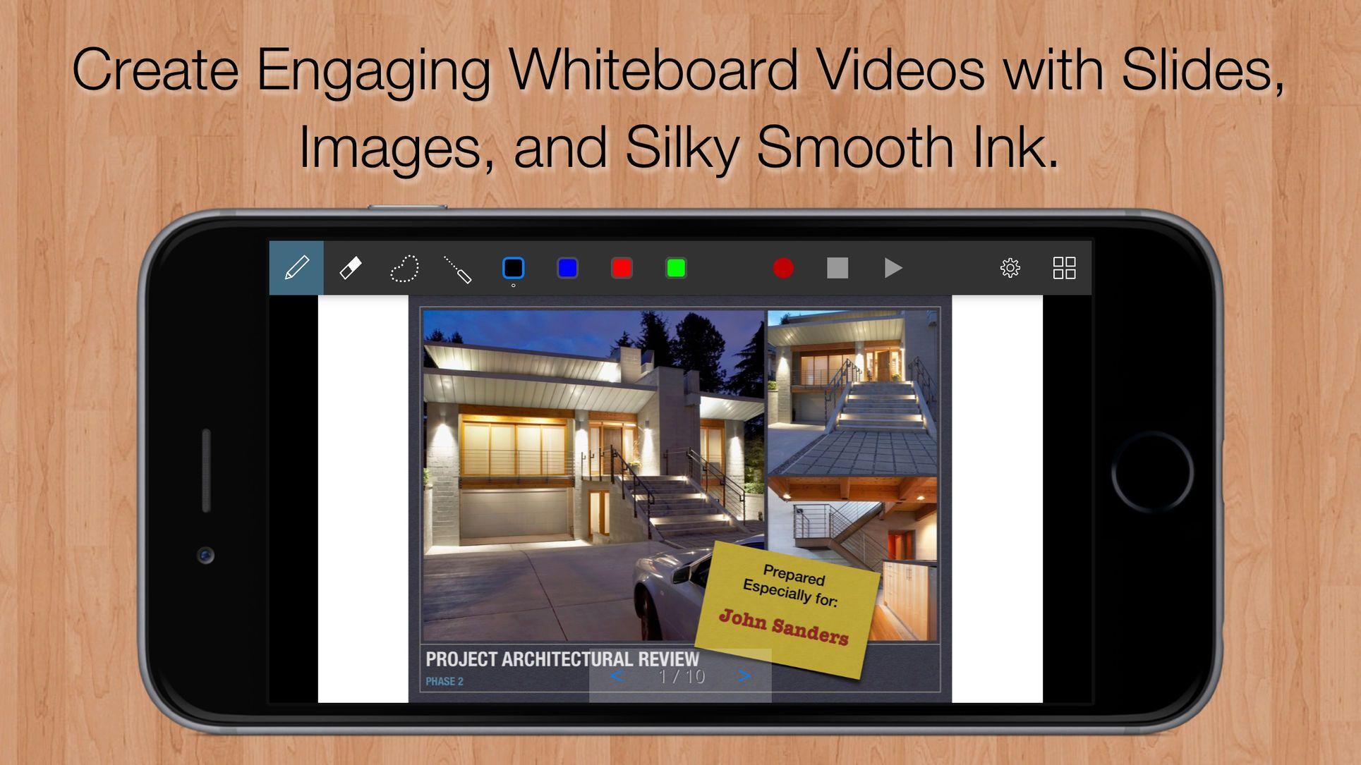 Slidecast Screencast Recorder BusinessProductivityapps