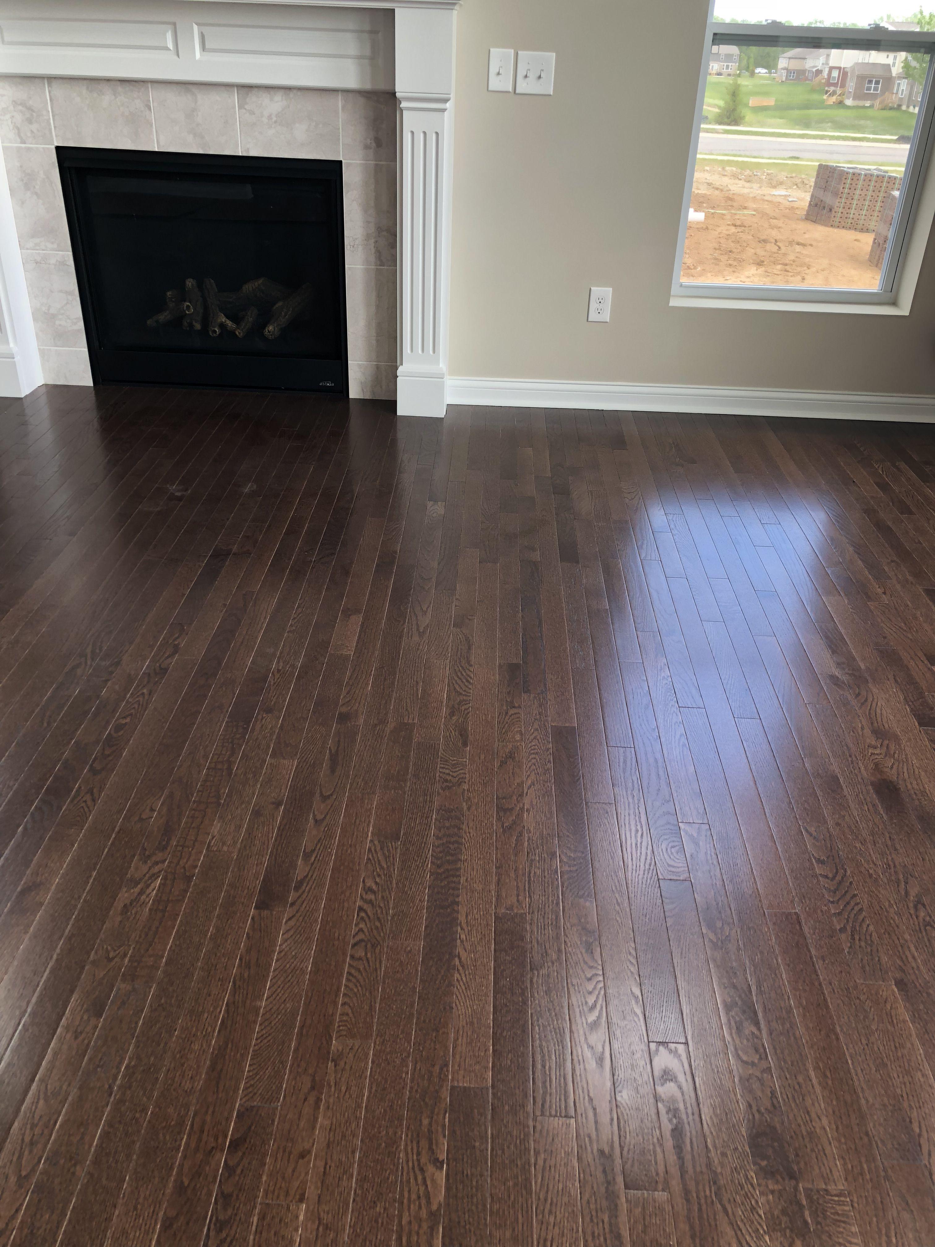 Mocha Oak Solid Hardwood Flooring Hardwood Floors Prefinished