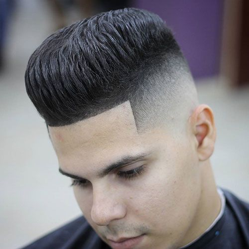 Thick Hair Pompadour Menshairstyles Mens Hairstyles Pinterest