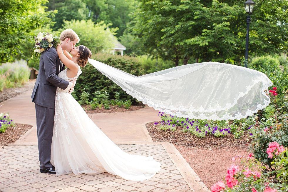 Day chapel wedding uga botanical gardens athens - Athens botanical gardens wedding ...